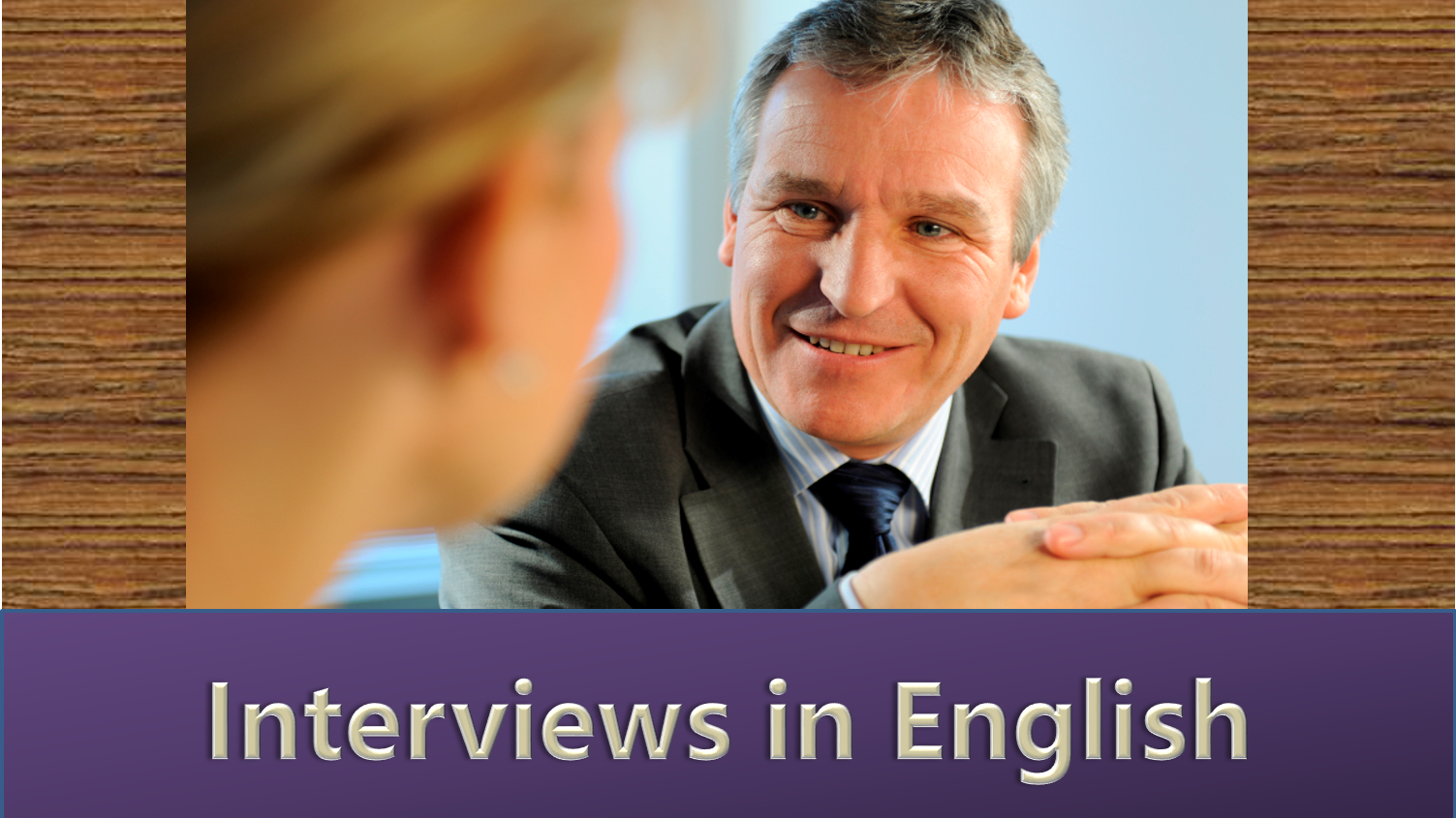 如何用英語面試 Learn job interviews in English